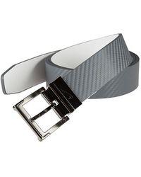 Nike Reversible Belt - Lyst