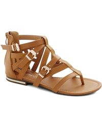 ModCloth Key To Strappiness Sandal - Lyst