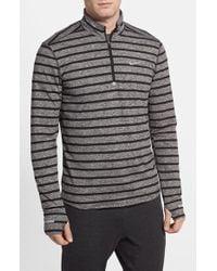 Nike 'Element' Dri-Fit Half Zip Running Pullover - Lyst