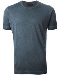 Diesel Black Gold 'Tanichy' T-Shirt - Lyst