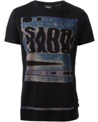 Marc Jacobs Boys Distorted View T-Shirt - Lyst