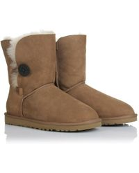 Ugg Bailey Button Boots - Lyst