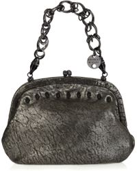 Thomas Wylde Menace Special Studded Leather Bag - Lyst