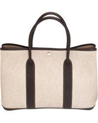 Hermes Garden Party Bag - Lyst