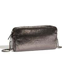 Kooba Gwen Sequin Print Leather Crossbody Bag - Lyst