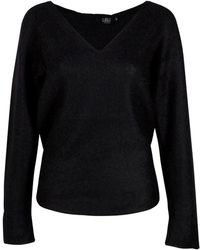 Lublu V-neck Sweater - Lyst