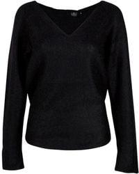 Lublu V-neck Sweater - Lyst