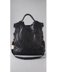 Foley + Corinna Stripley Mid City Tote - Lyst