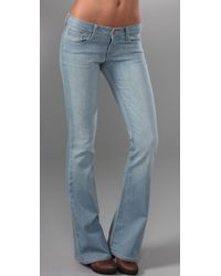 Pray For Mother Nature | Jesse Spanos Flare Jeans | Lyst