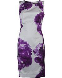 Rachel Roy - Floral Print Dress - Lyst