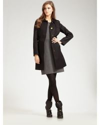 Tory Burch Trench Coat - Lyst