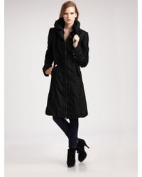 Creenstone - Pillow Collar Parka - Lyst