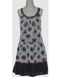 Tocca 3/4 Length Dress - Lyst
