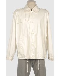 Aquascutum White Jacket - Lyst