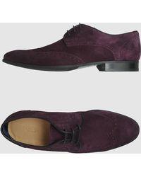 Alberto Moretti - Laced Shoes - Lyst