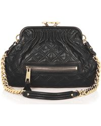 Marc Jacobs Little Stam Quilted Shoulder Bag - Lyst