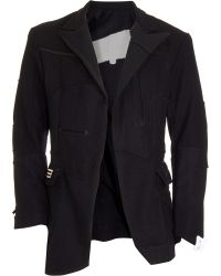 Greg Lauren - Sailor Peacoat - Lyst