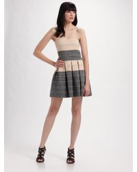 Pleasure Doing Business | Petti Pleated Dress | Lyst