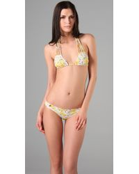 Salt Swimwear - Lola Bikini Top - Lyst