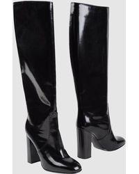 Bottega Veneta Patent Leather Boots 78yO7xD