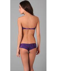 Salt Swimwear - Giselle Bikini Top - Lyst