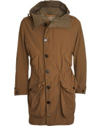 Burberry Brit - Military Packable Parka - Lyst