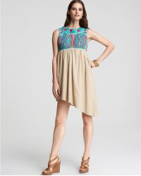Gryphon Tribal Print Sunshine Dress - Lyst