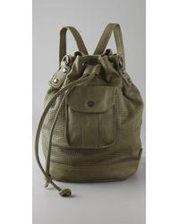 Linea Pelle - Addison Bucket Bag / Backpack - Lyst