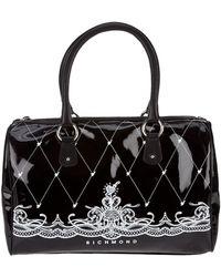 John Richmond - Top Handle Bag - Lyst