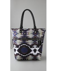L.A.M.B. - Freestyle Ikat Clemence Tote - Lyst