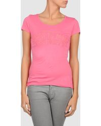Love Sex Money Collection - Short Sleeve T-shirt - Lyst