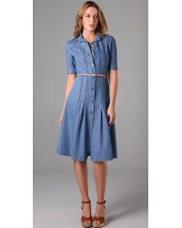 Surface To Air - Ranch Denim Dress - Lyst