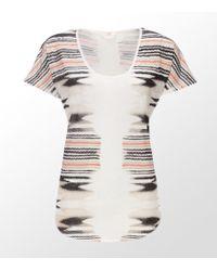 Sass & Bide Ethnic Print T-shirt