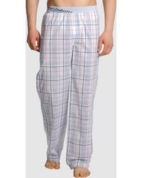 Diesel White Pyjama - Lyst