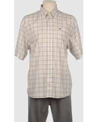 Timberland Short Sleeve Shirt - Lyst