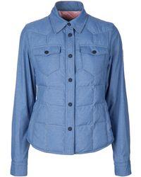 Moncler Grenoble - Padded Shirt - Lyst