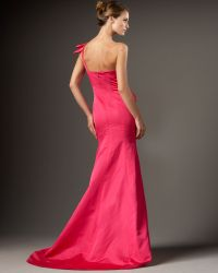 Redux Charles Chang-lima - One-shoulder Mermaid Gown - Lyst