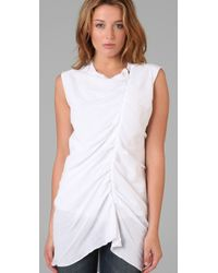 Jarbo | Pleated Tunic | Lyst