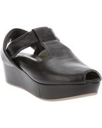 Fausto Santini - Nebbia Platform Shoe - Lyst