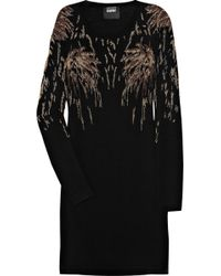 Markus Lupfer Emma Merino Wool Sweater Dress - Lyst