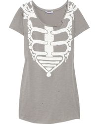 Sass & Bide Way Of The World Cotton T-shirt - Lyst
