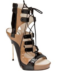 John Galliano Detachable Pumps - Lyst
