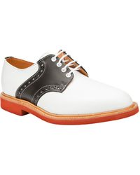 G.H.BASS - Classic Saddle Shoes - Lyst
