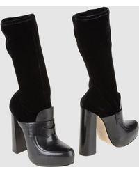 Alexander Wang High-heeled Boots - Lyst