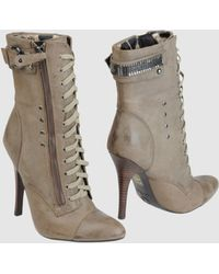 Guess Ankle Boots - Lyst