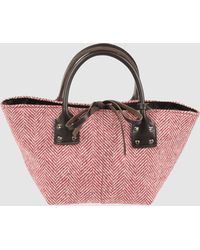 Orciani Medium Fabric Bag - Lyst