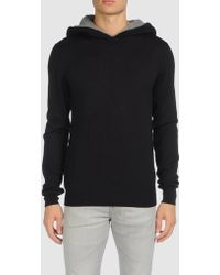 Dior Homme Long Sleeve Sweater - Lyst