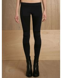 Ohne Titel Womens Knee Roll Legging - Lyst