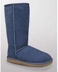 Ugg Classic Tall Sheepskin Boots - Lyst
