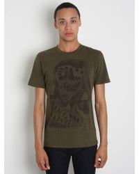 Marc Jacobs X Bäst Morgan Print T Shirt - Lyst